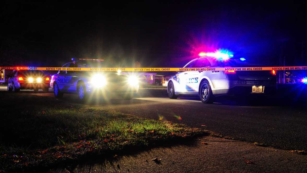 One man is dead after an officer-involved shooting on the 11000 Block of Grafton Hall Road.