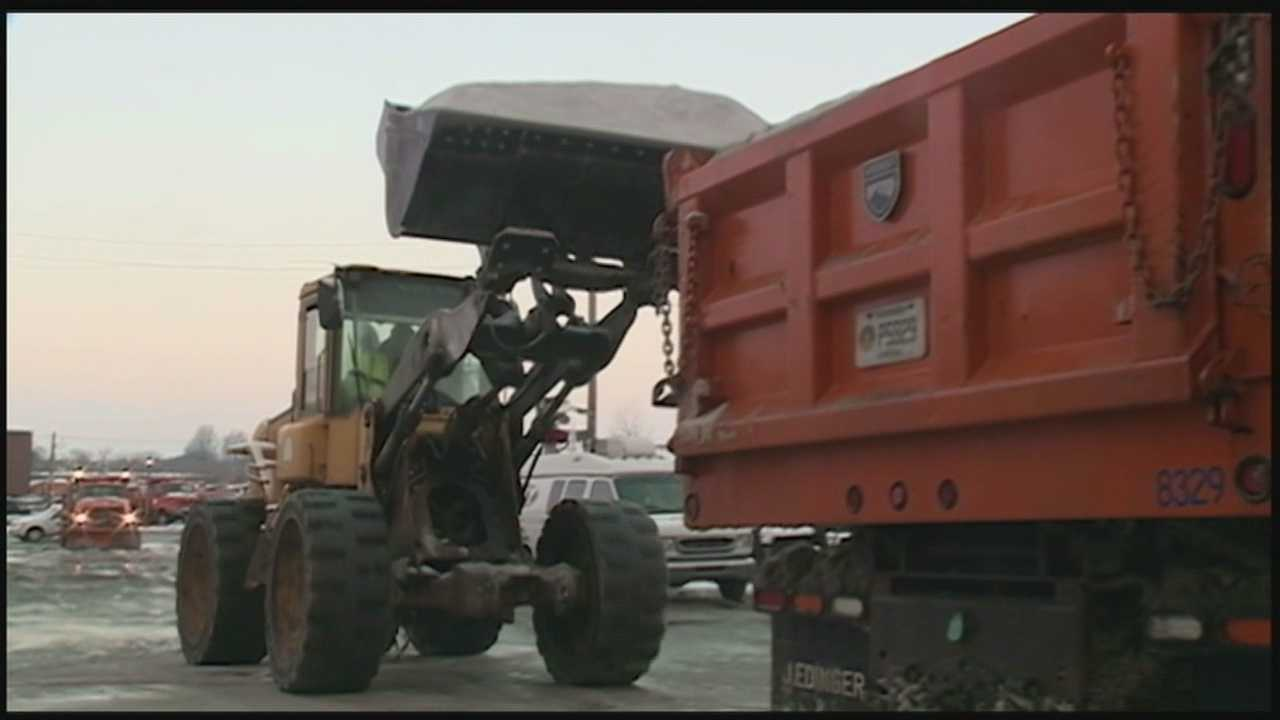 As winter weather season approaches, preparations are made far ahead of the first flakes.