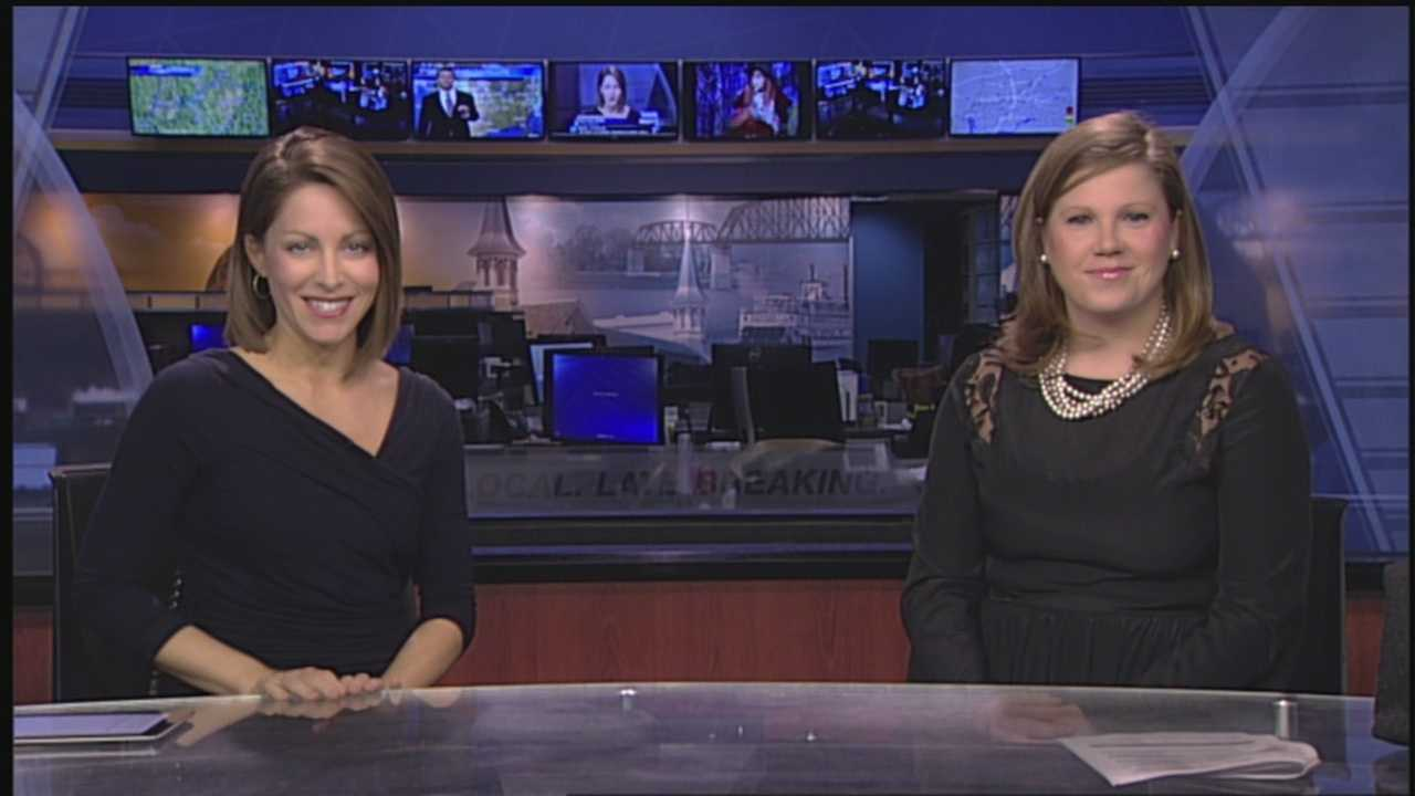 Jessica Tretter joined us in the WLKY studios to tell us about the Purses, Pouts, and Pearls event.