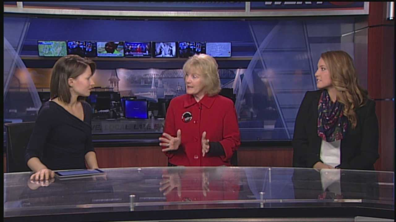 Deb Mcgrath and Lauren Wallace came to our WLKY studio to tell us more about the fifth annual Expressions of Hope Gala.