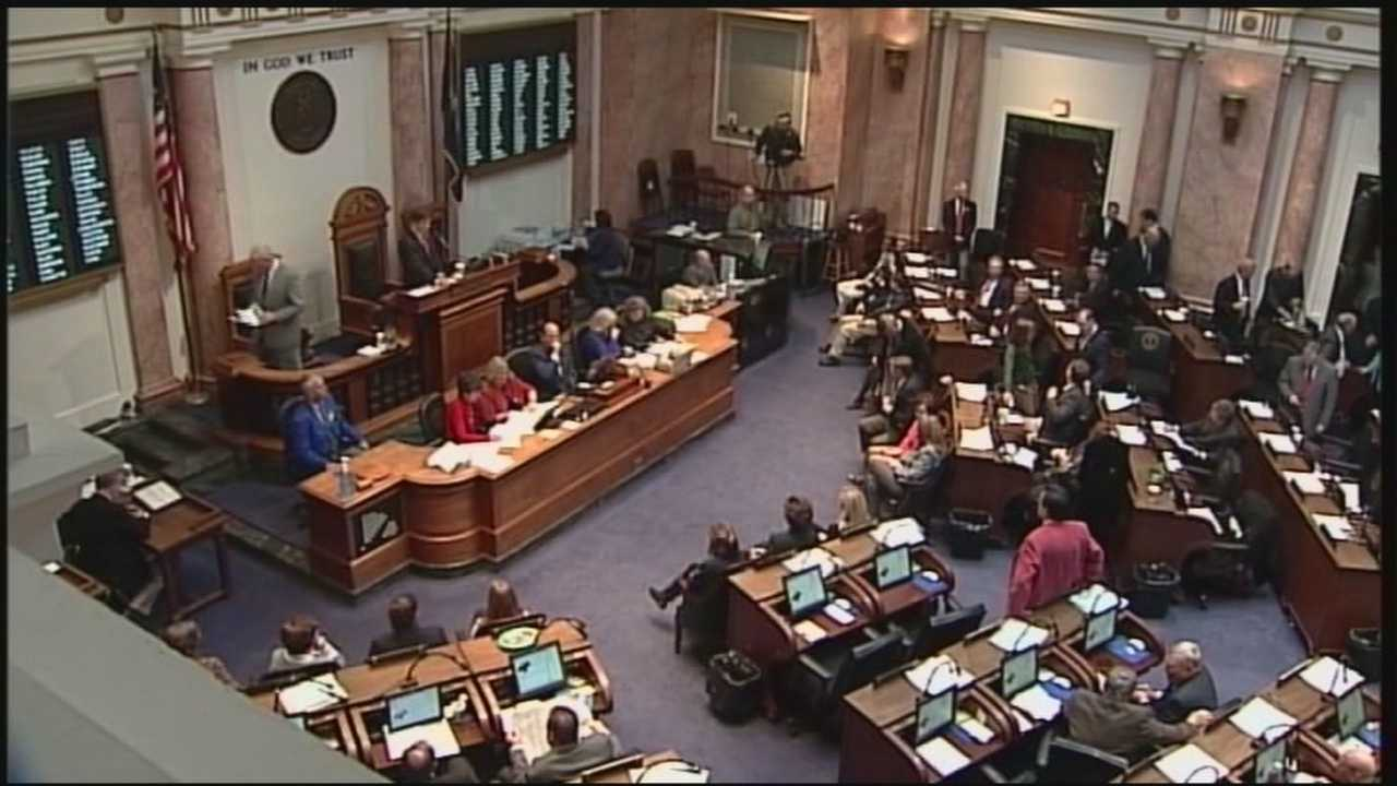 It's an election year for Kentucky's House of Representatives and 51 of 100 seats are contested.