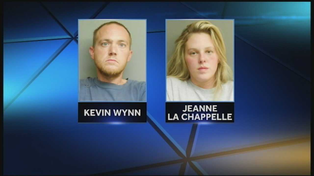 Shots were fired at a man while he drove in Washington County, and now a man and the woman who police say fired the shots are facing charges.