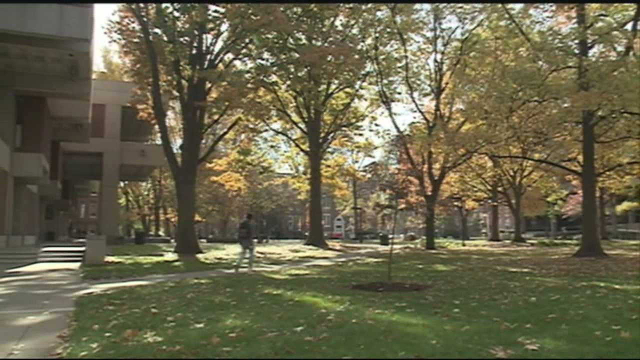 A group at the University of Louisville is calling for the university to allow students to carry concealed firearms on campus.