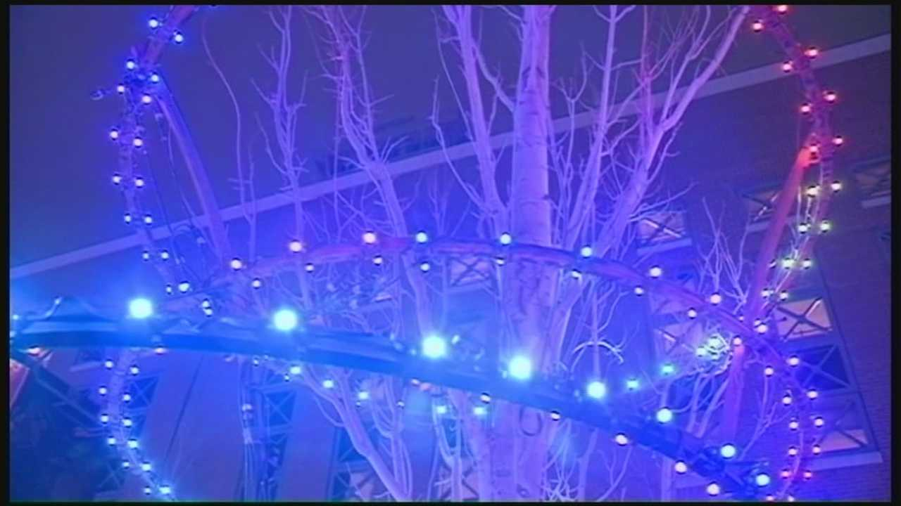 The plans for this year's Light Up Louisville have been revealed.