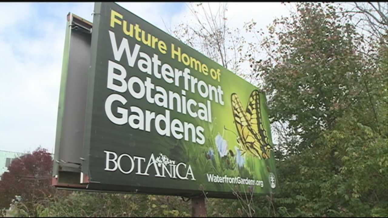 Botanical garden is planned near downtown Louisville