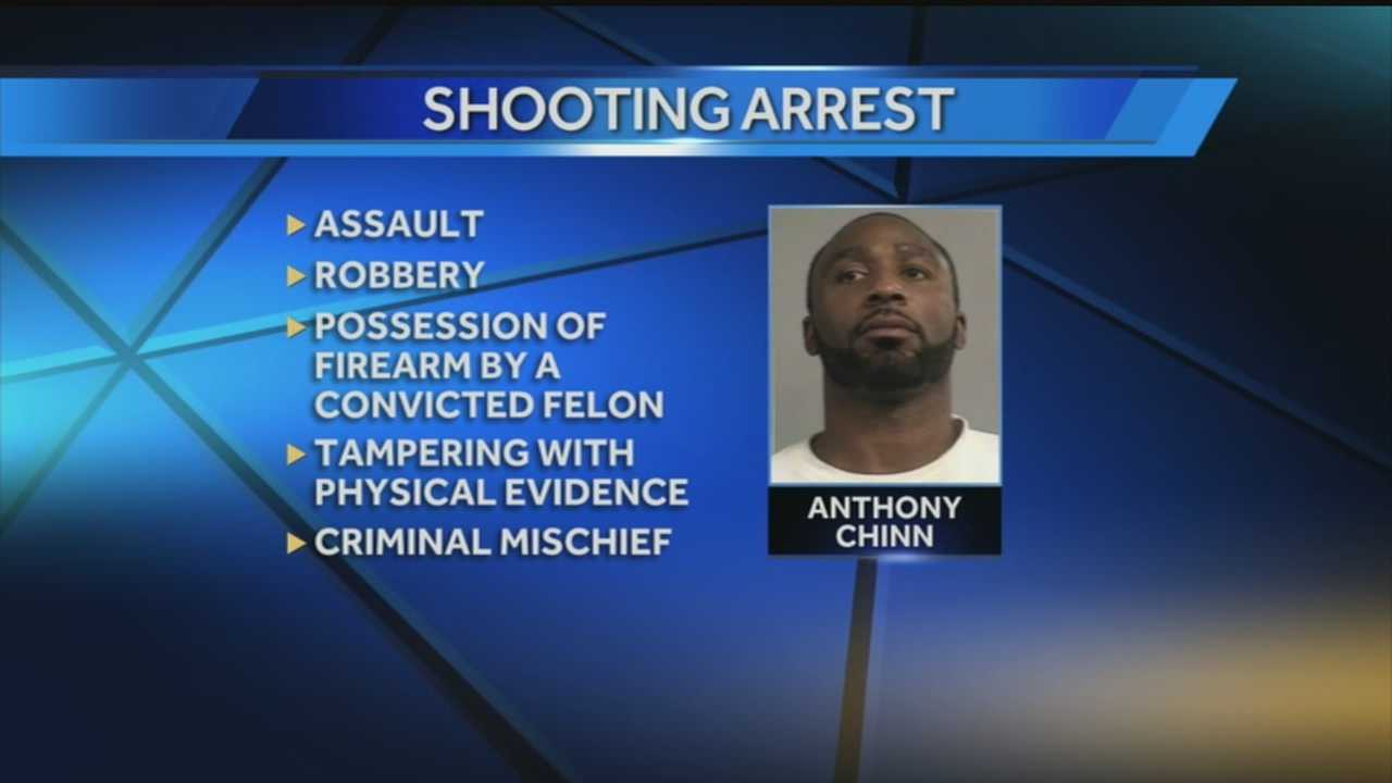 Man arrested soon after west Louisville shooting