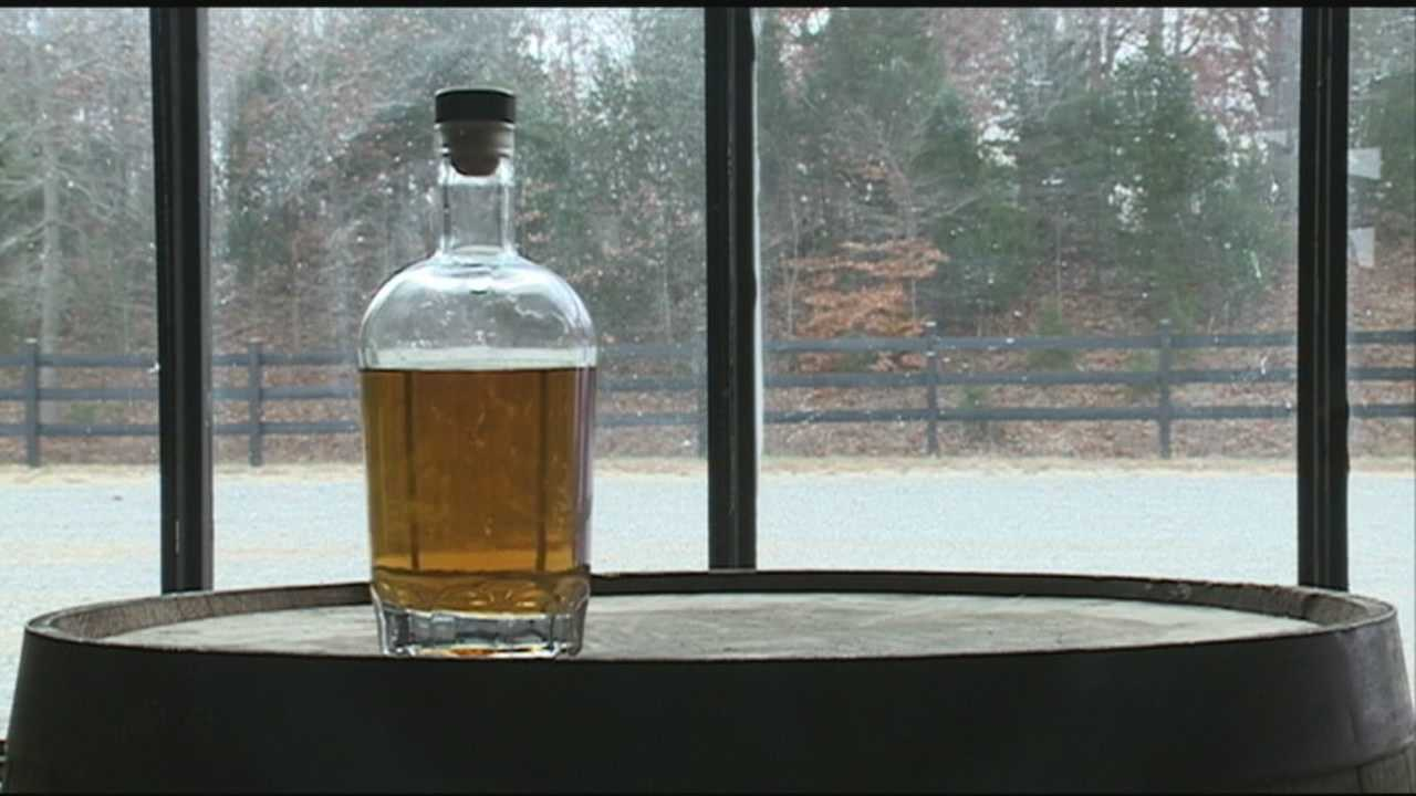 The state of Kentucky is known around the world for its bourbon. That rich history is about to get stronger with a new distillery in Hardin County.