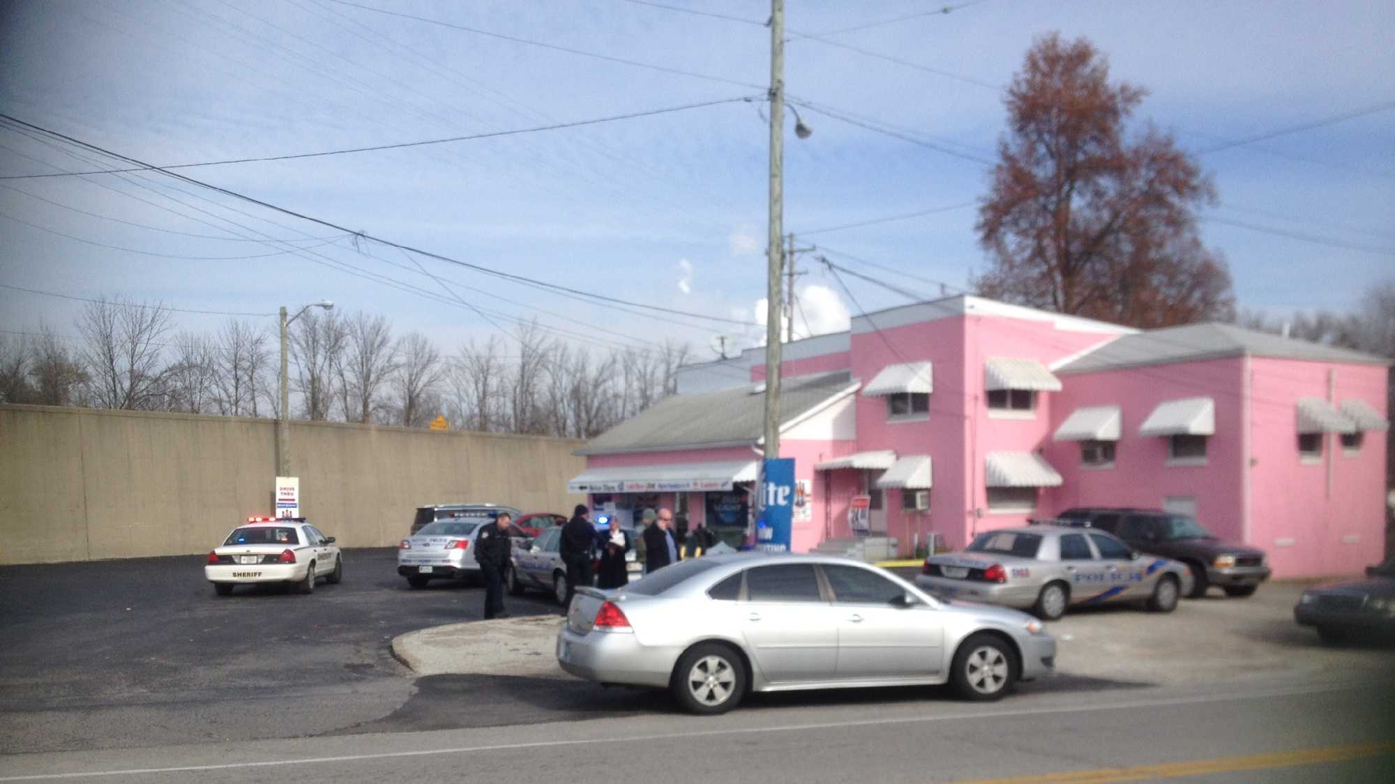 Police are responding to a fatal shooting at Jerry's Drive Inn Liquors in the 15000 Block of Dixie Hwy.