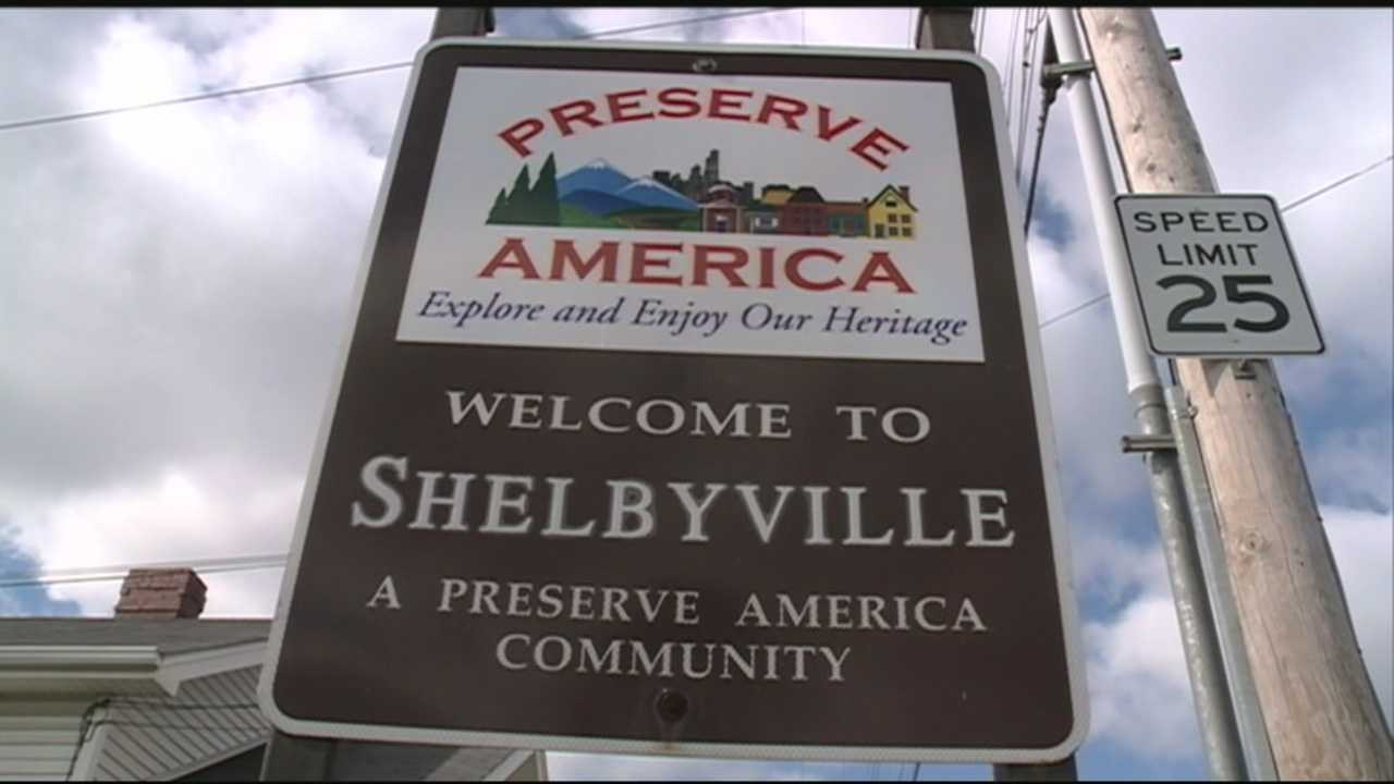 Once a wilderness between Louisville and Frankfort, Shelbyville, Kentucky has been around for more than 220 years.