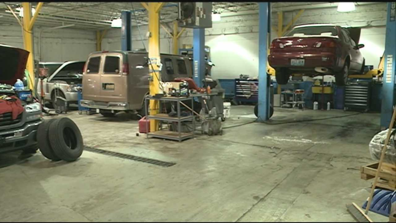 Drivers are urged to make sure their vehicles are ready for winter.