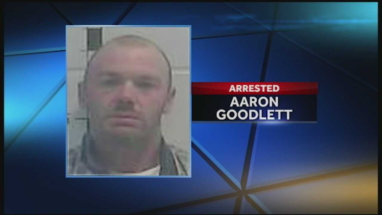 Spencer County authorities arrested 34-year-old Aaron Goodlett Monday night  on charges of sexually abusing a teenage girl.