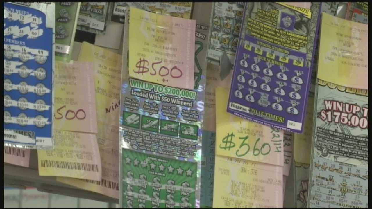 In the last fiscal year, the Kentucky Lottery paid out $495 million, and a lot of them were repeat winners.