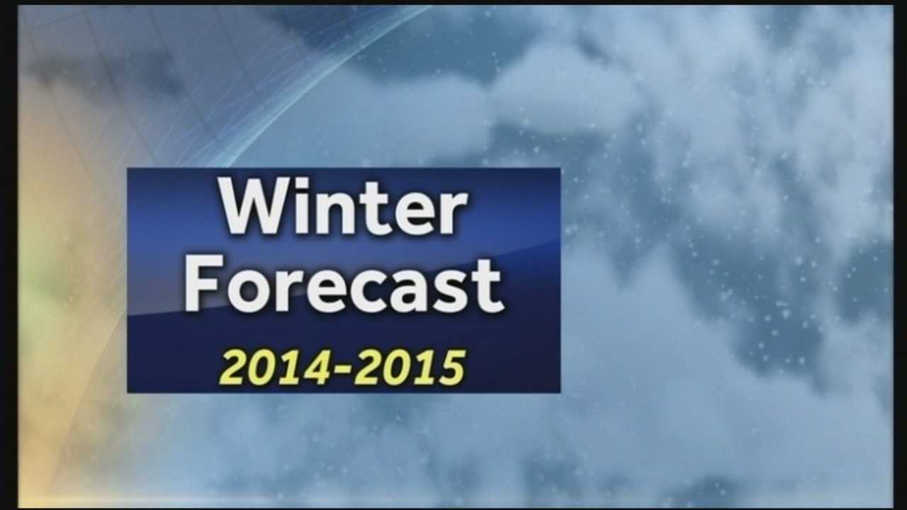 What does the winter hold for us? WLKY Chief Meteorologist Jay Cardosi takes a look at the winter weather forecast for 2014-2015.
