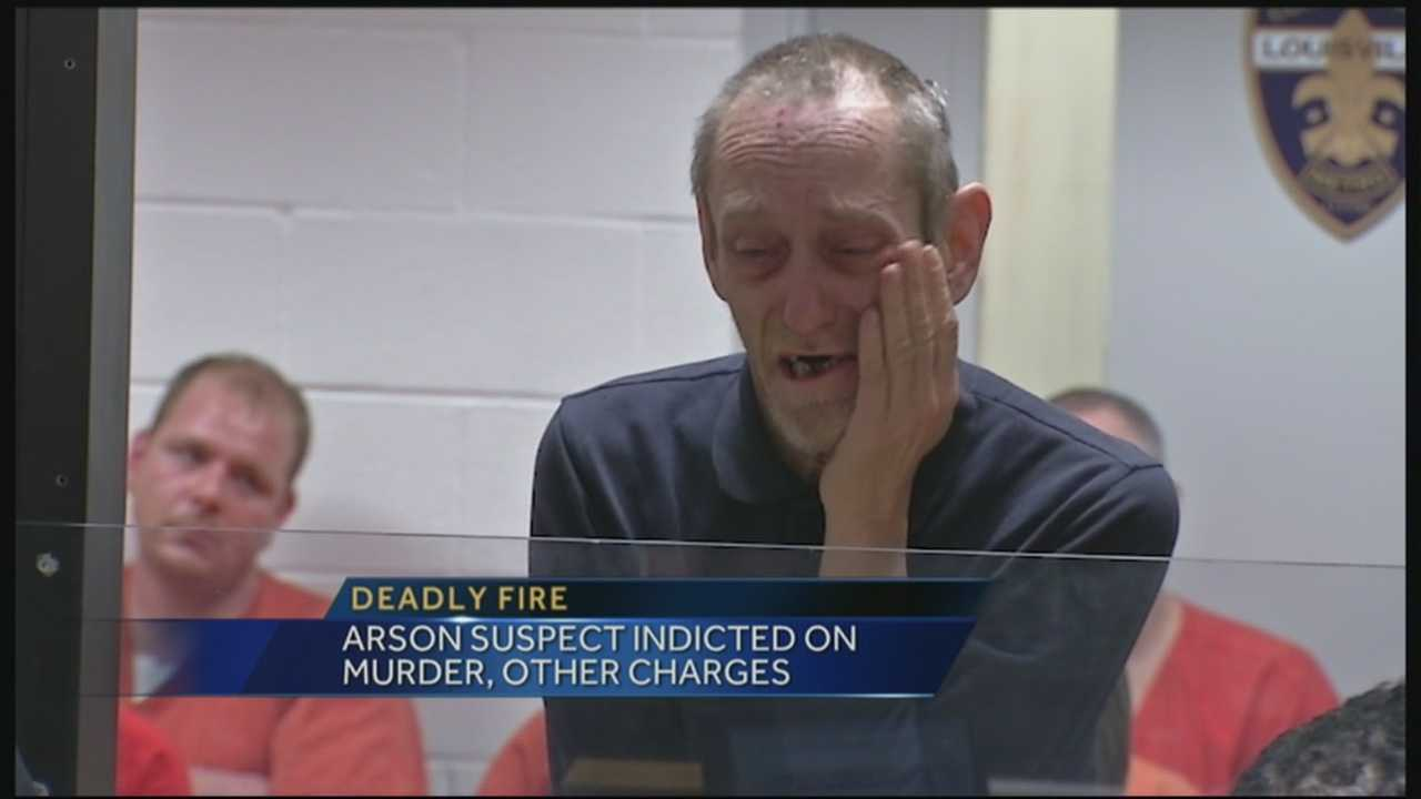 Man indicted on murder, arson charges in Brook St. fire.