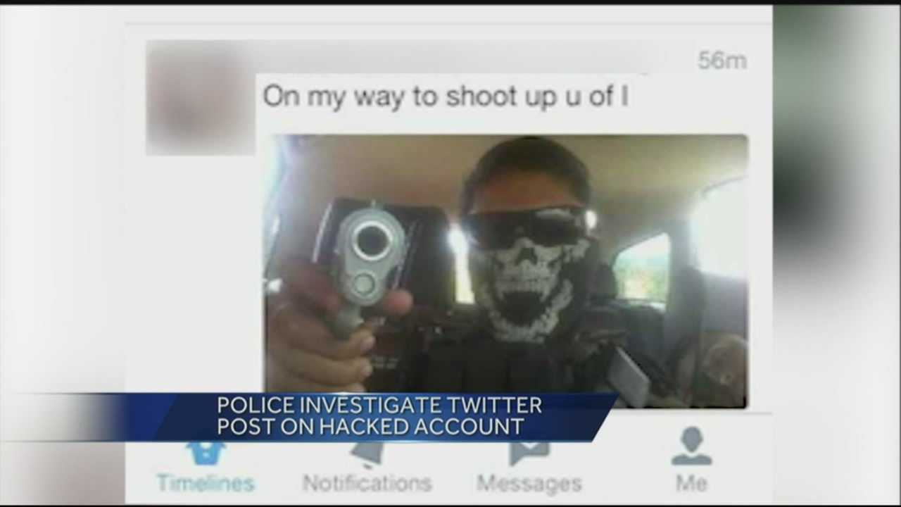An investigation is underway after a threatening tweet to shoot people at UofL  sends the campus on-alert.