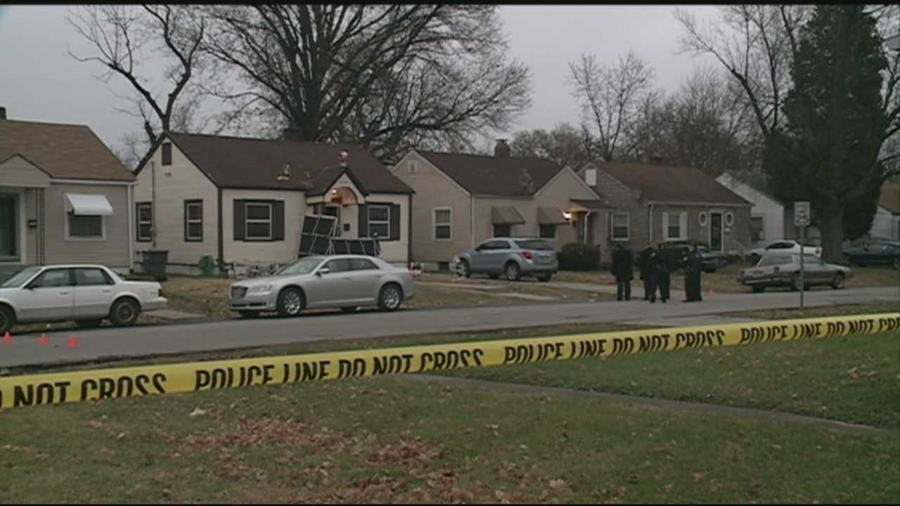 Metro police are trying to piece together what led up to a fatal shooting this morning in southwest Louisville.