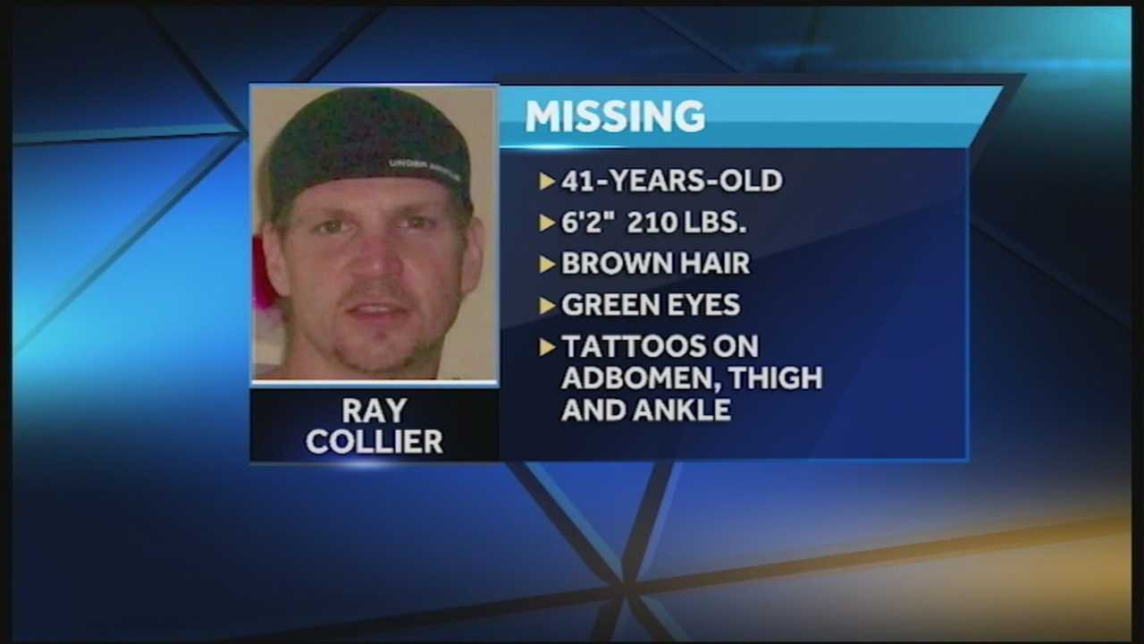 The search is underway for a missing Carrollton man.