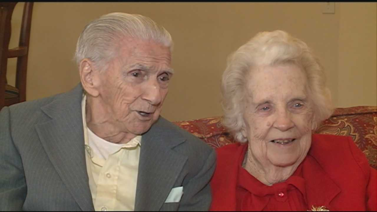 Couple celebrate 72nd Anniversary