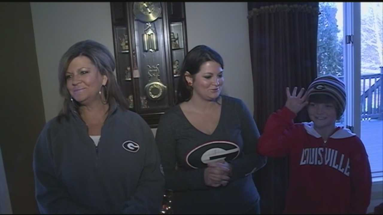 A house divided prepares for Belk Bowl