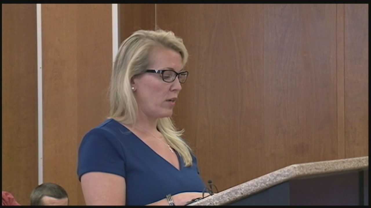 New Albany officer faces termination after making allegations