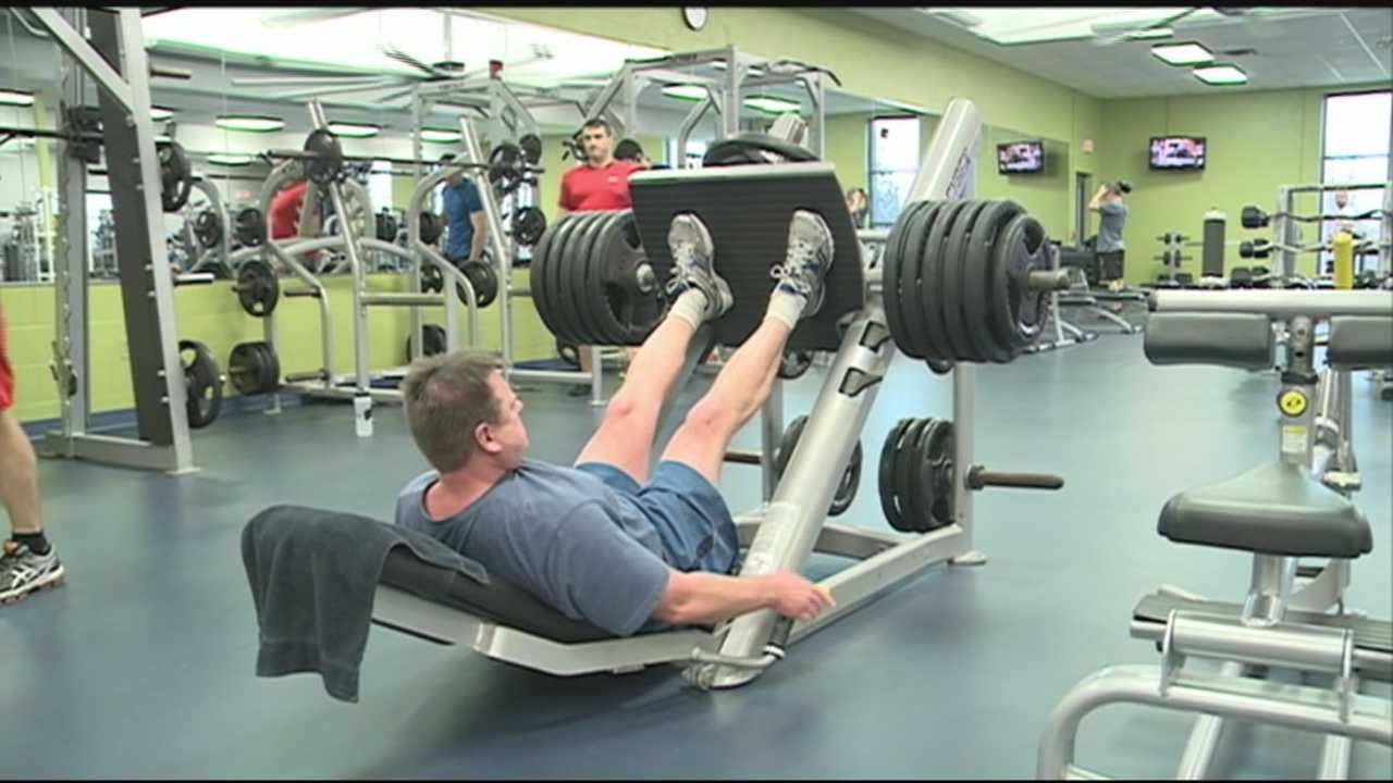 People with New Year's resolutions send people to Louisville gyms Thursday.