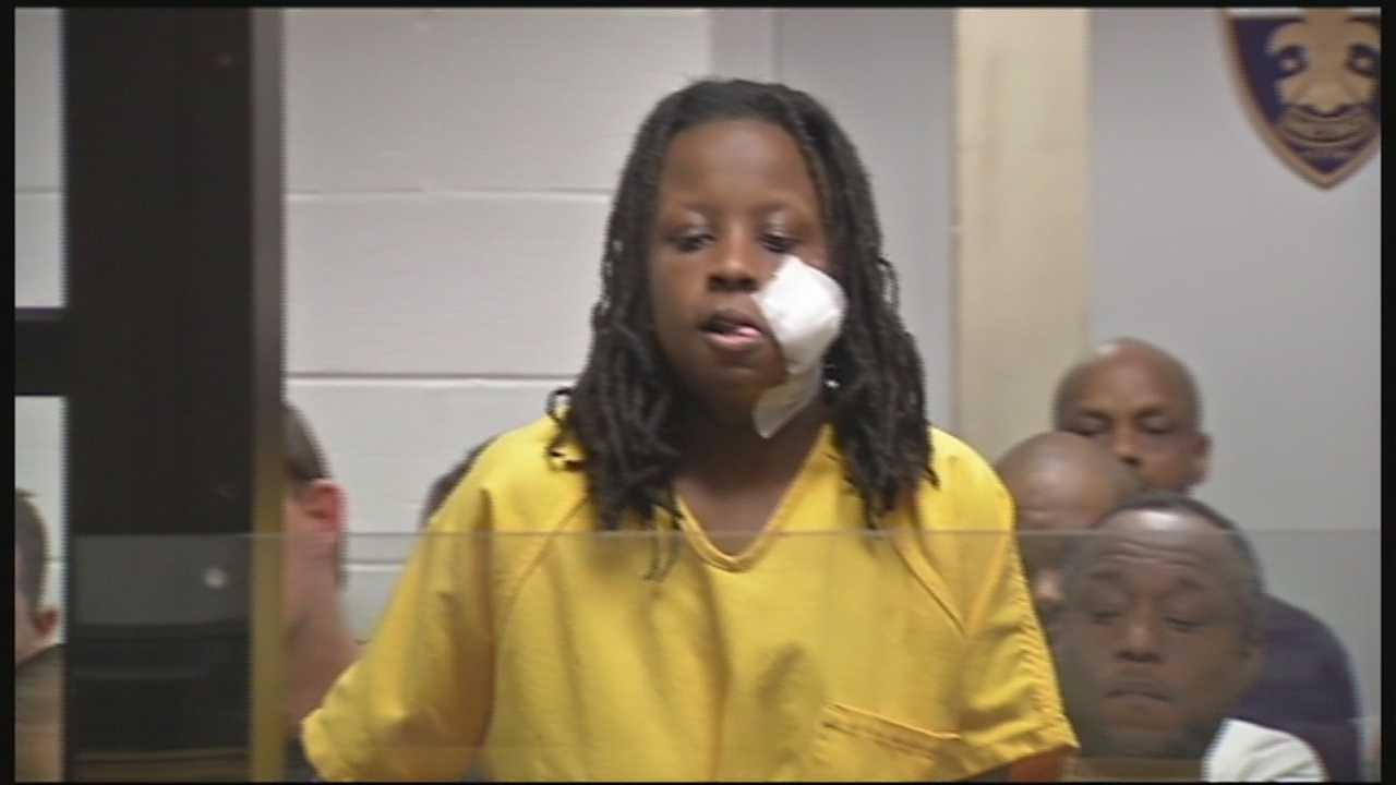 The woman police say led them on a chase faces a judge Monday morning.