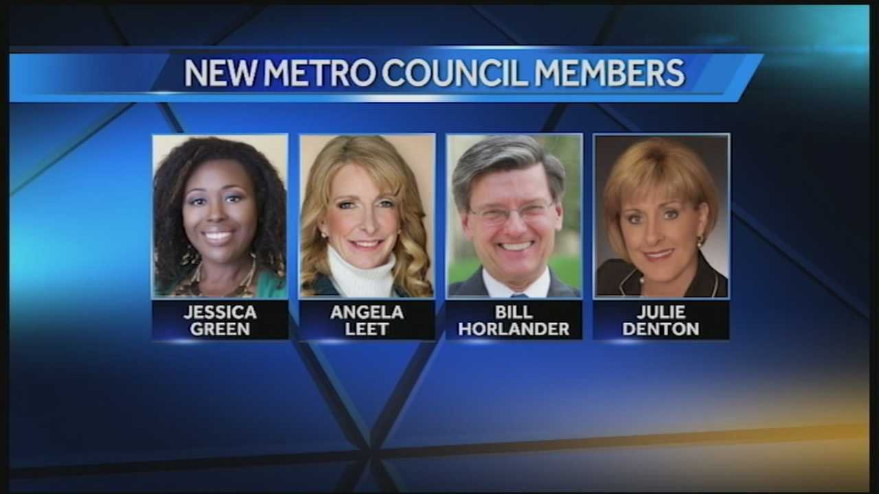 Mayor, Metro Council, elected officials sworn in on new terms