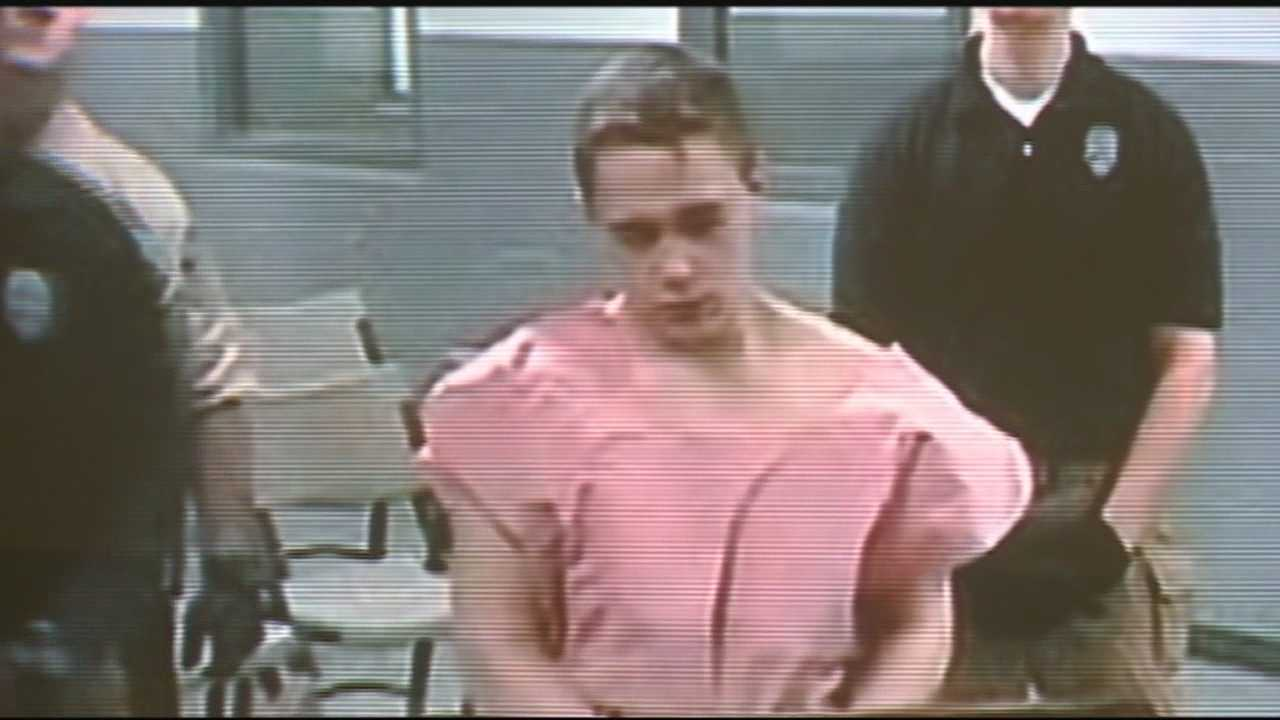 Austin Allen is charged with the murder of Tina Zamora.
