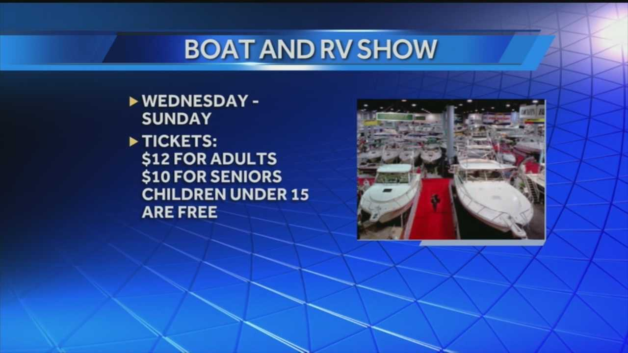 Louisville Boat, RV and Sportshow coming to Expo Center