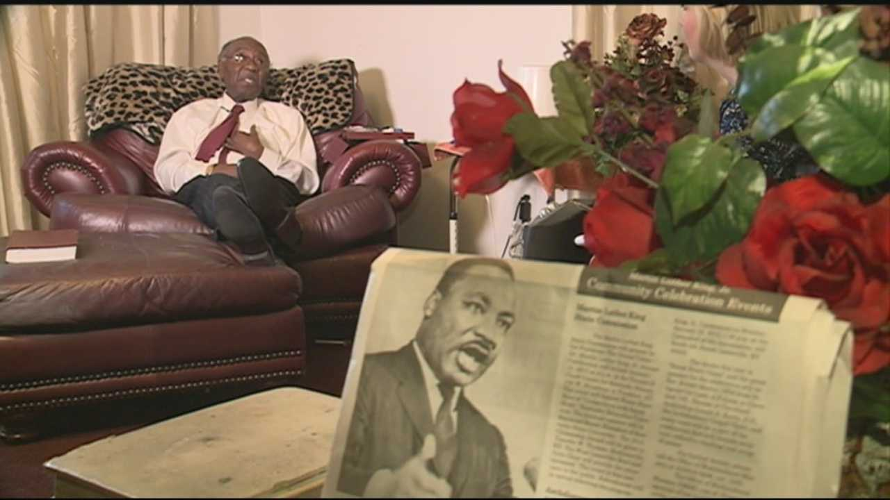 Louisville pastor reflects on marches, friendship with MLK Jr.