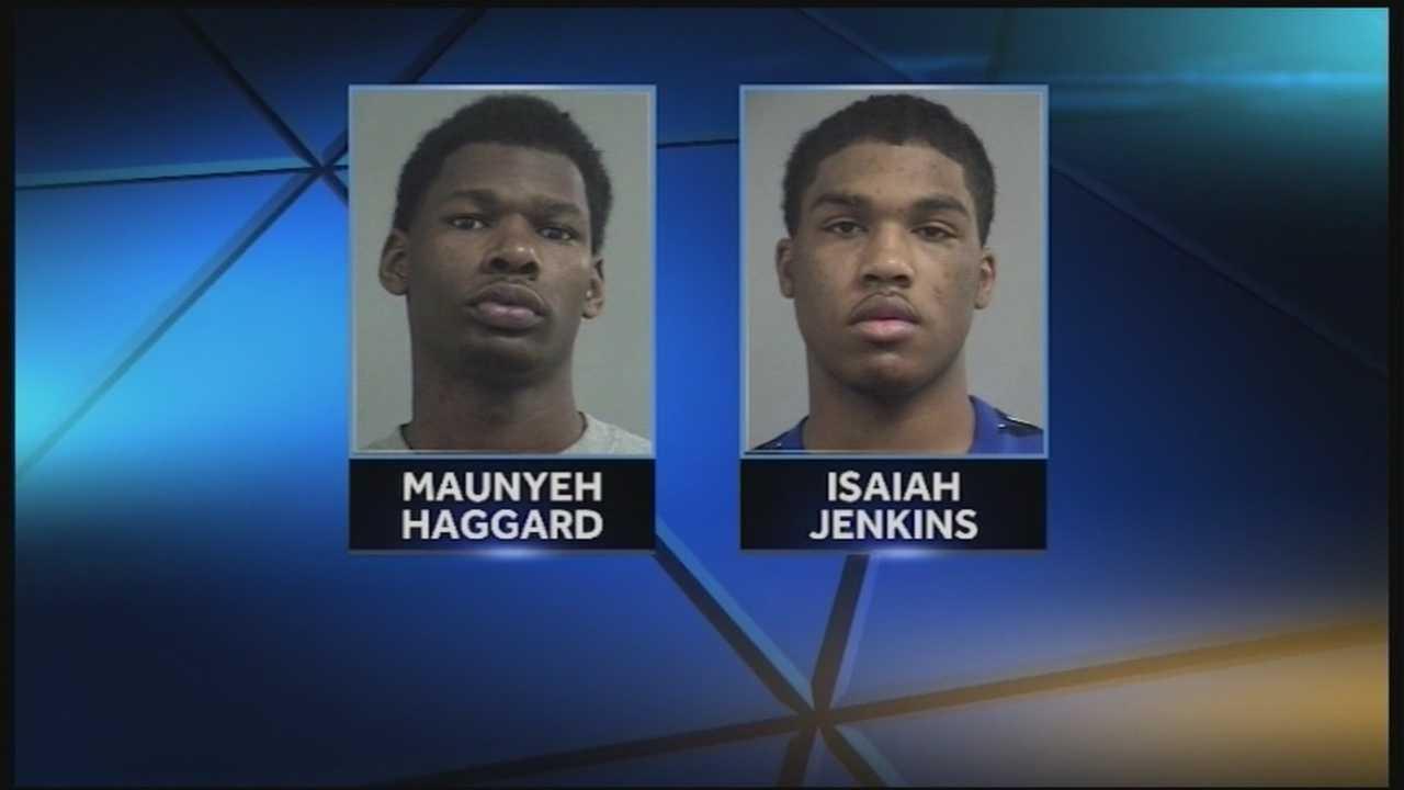 Police arrest two men in armed robbery, murder on 18th Street