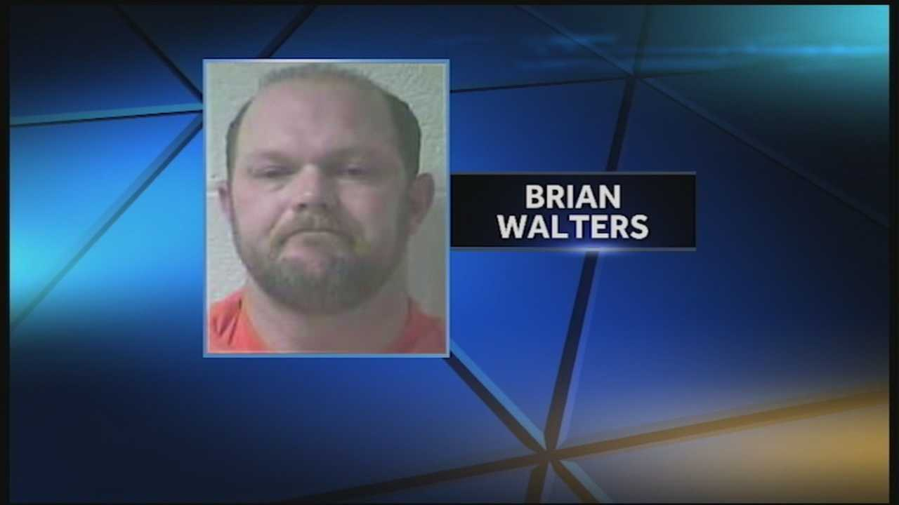 A Central Hardin High School teacher charged with domestic violence is out of jail.