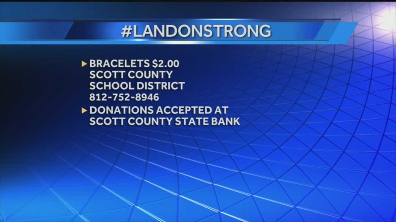 A hashtag is being used to help with unexpected medical expenses following an accident.