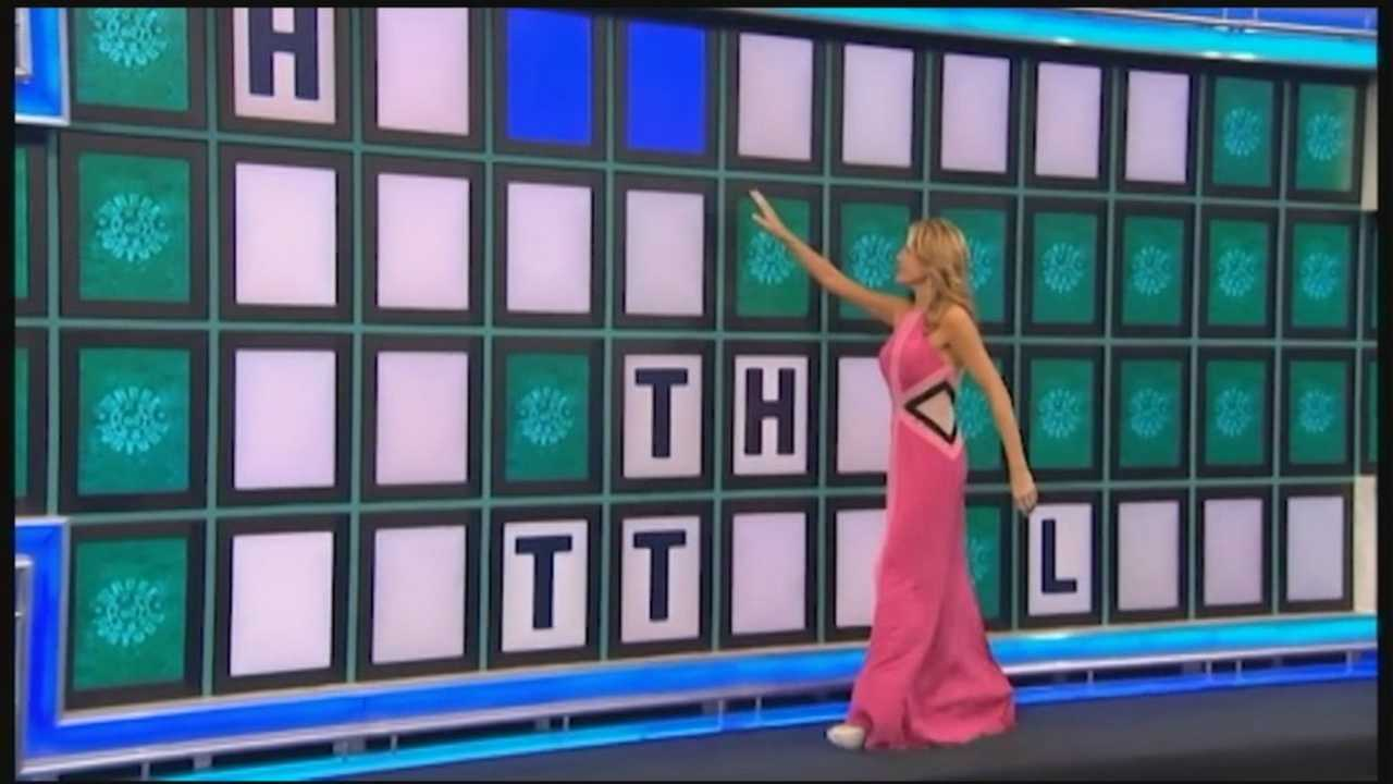 WLKY's Vicki Dortch had the pleasure of going to Los Angeles to talk with hosts Pat Sajak and Vanna White and got a behind-the-scenes look at the Emmy-winning game show.