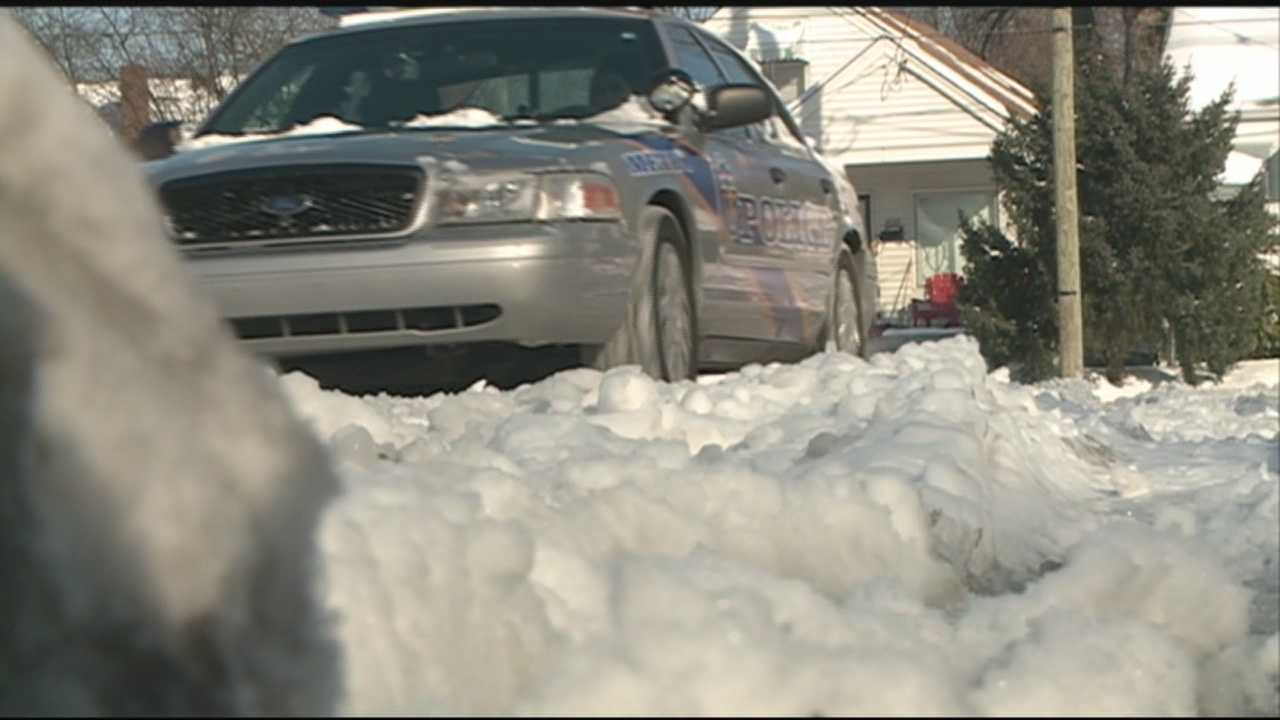 Area law enforcement change patrols, practices to protect citizens during cold