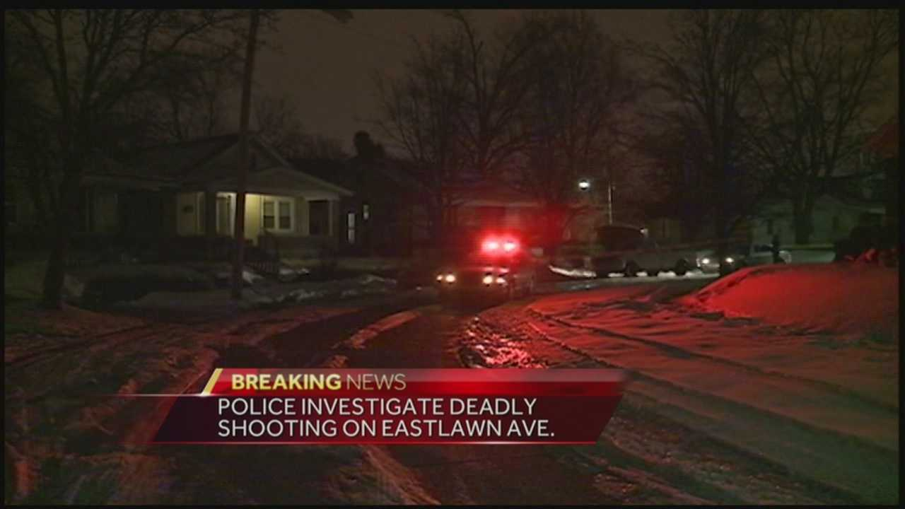 A man in his 40s or 50s was shot to death sometime late Tuesday night or early Wednesday morning, police said.