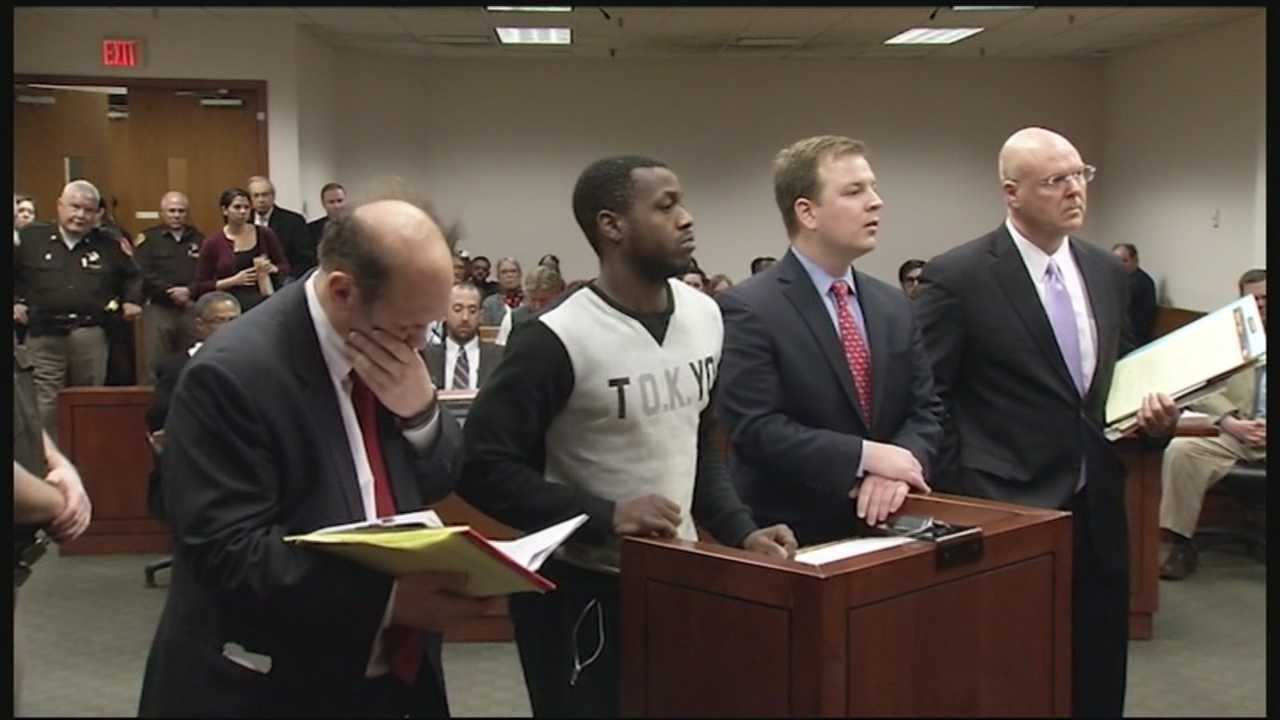 Chris Jones, 2 other men charged with rape