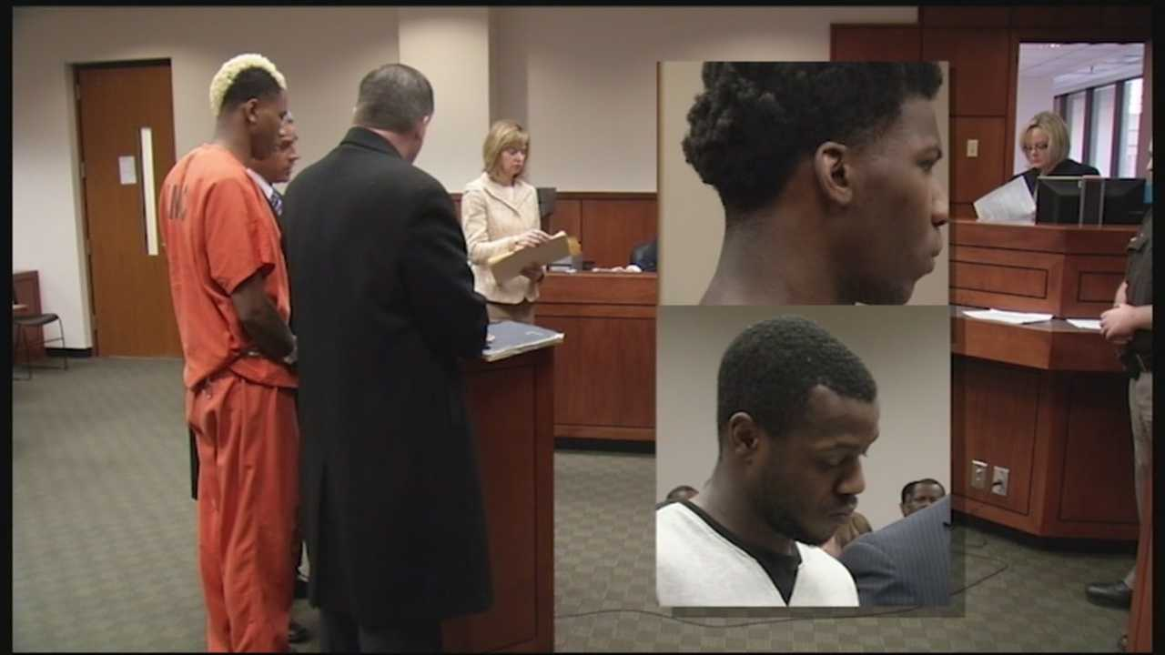 2 men accused of rape along with Chris Jones granted home incarceration 2