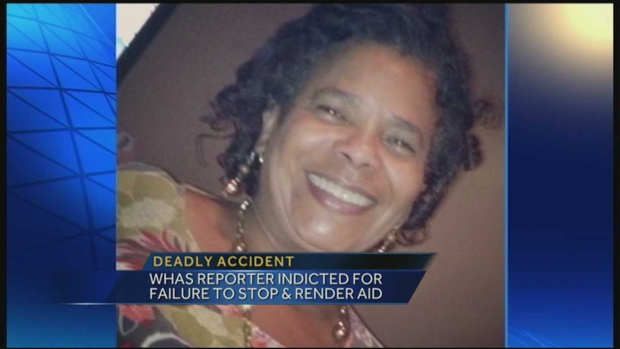 Local reporter indicted for leaving scene of deadly crash