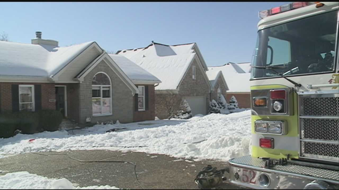 Fire breaks out on Saratoga Hill Road, leaves family's home unlivable