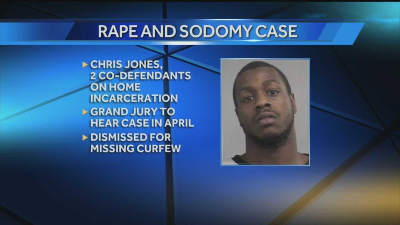 Grand jury to hear Chris Jones' case next month