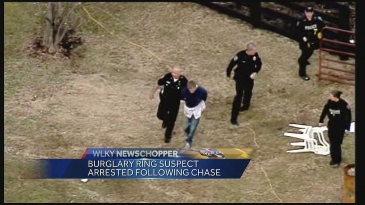 3 people charged in multi-county burglary ring