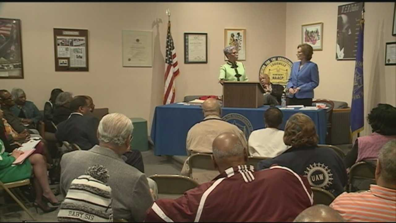JCPS, NAACP discuss lack of minority educators in district schools