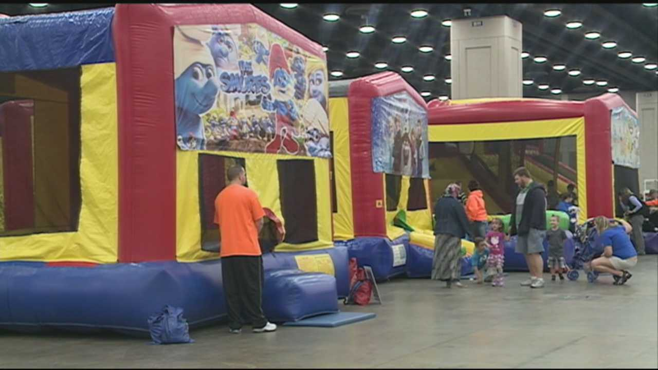5th annual Louisville Kid's Fair
