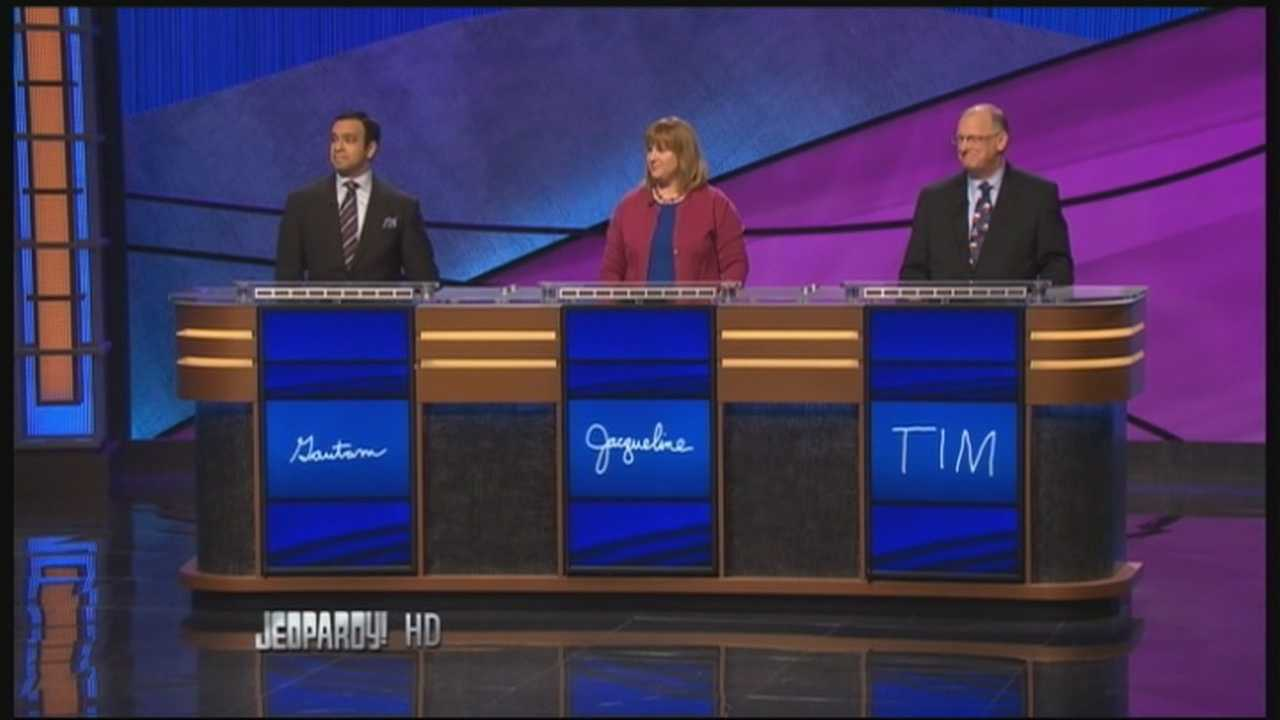 Local woman to compete on 'Jeopardy'