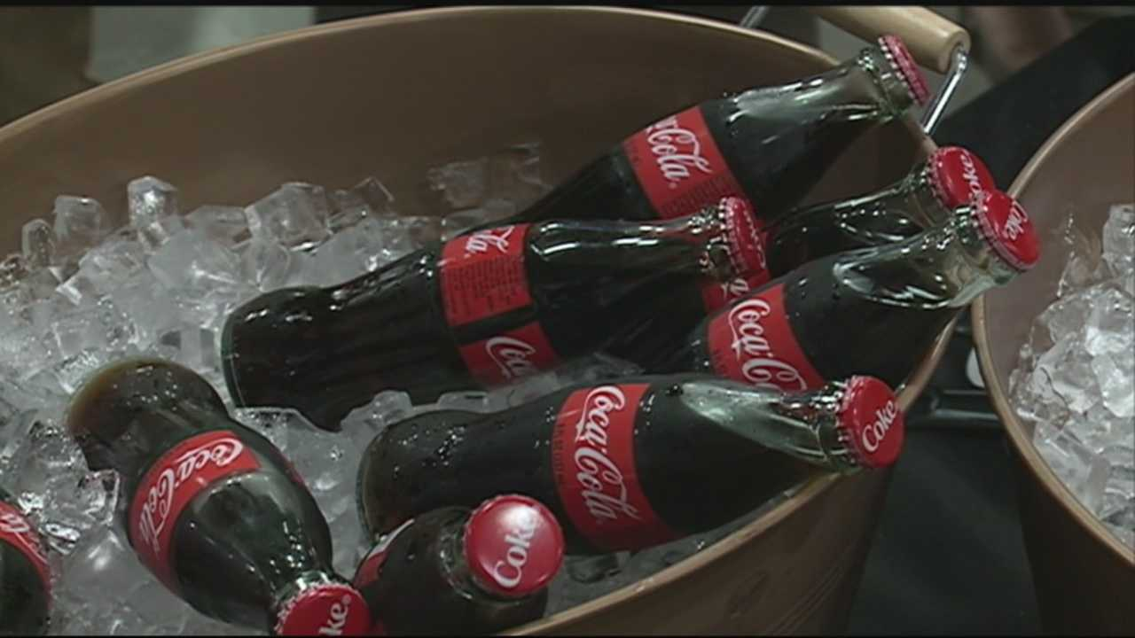 Bottler opens state-of-the-art Coca-Cola sales, distribution facility