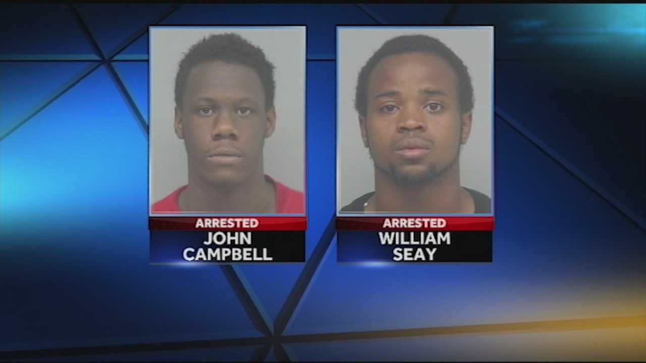Three men rob man with baby at gunpoint