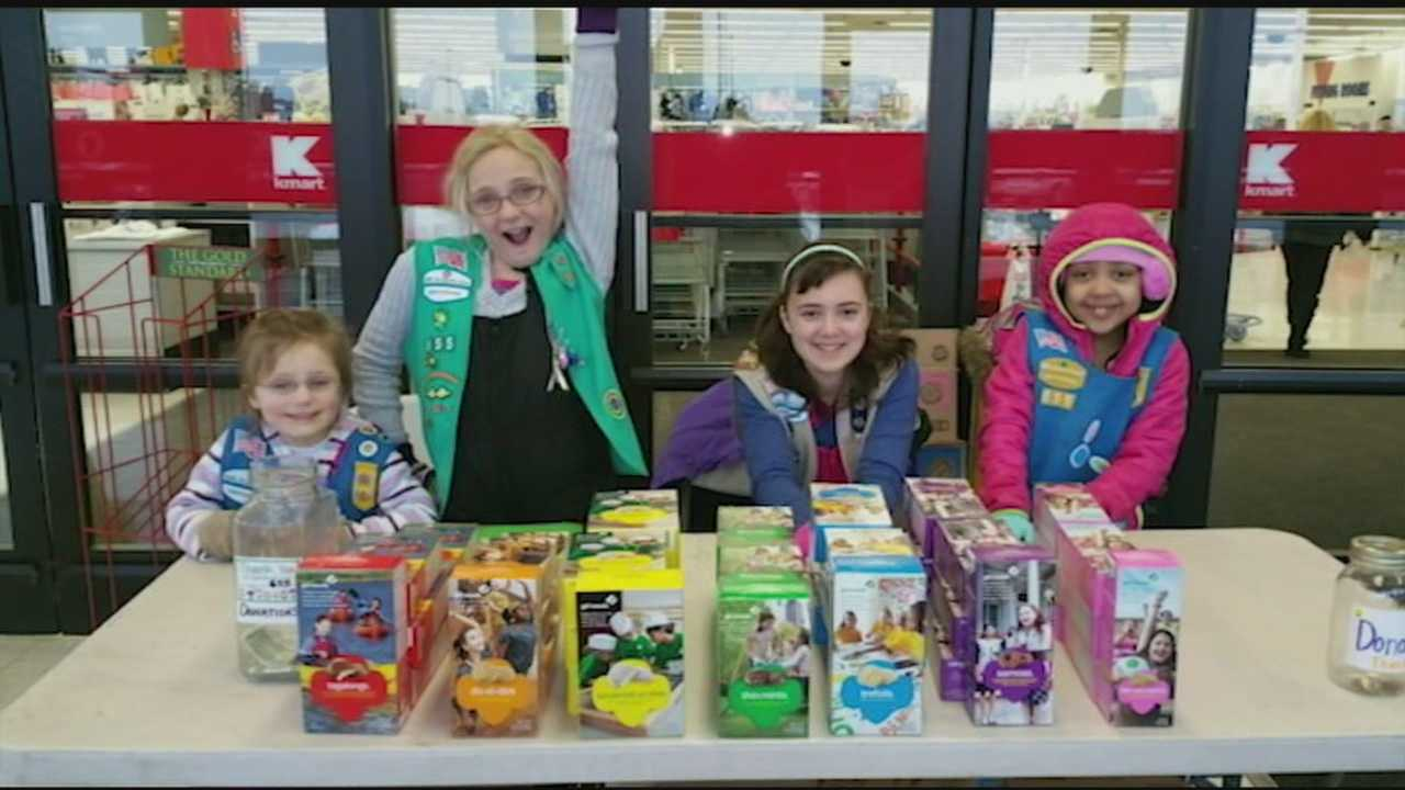 $5,000+ in cookie profits stolen from local Girl Scout Troop