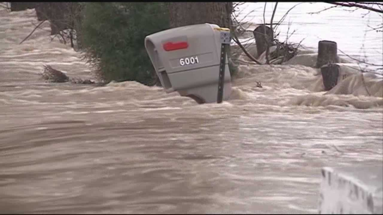 Flooding is still causing problems for many southeastern Indiana residents.