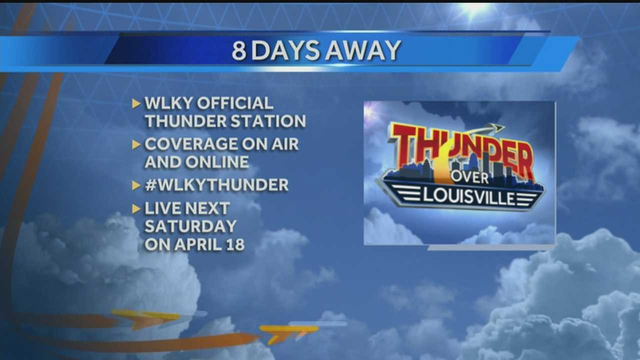 Preparations begin for Thunder over Louisville, traffic, flooding impact discussed